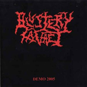 Blustery Caveat - Demo 2005 cover art