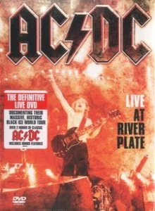 AC/DC - Live At River Plate cover art