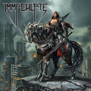 Immaculate - Atheist Crusade cover art