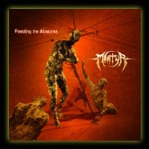 Martyr - Feeding the Abscess cover art