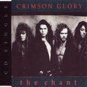 Crimson Glory - The Chant cover art