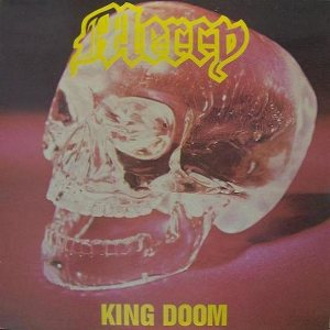 Mercy - King Doom cover art