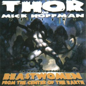 Thor - Beastwomen from the Center of the Earth cover art