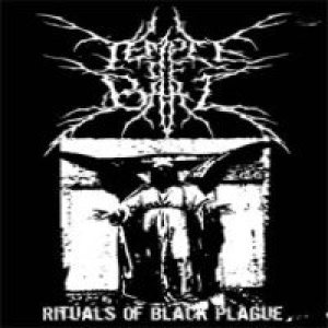 Temple of Baal - Rituals of Black Plague cover art