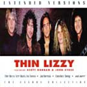 Thin Lizzy - Extended Versions cover art