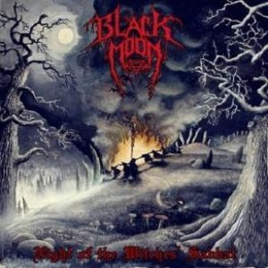 Blackmoon - Night of the Witches' Sabbat cover art