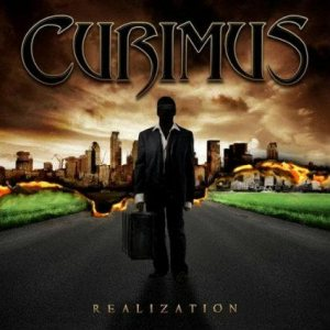 Curimus - Realization cover art