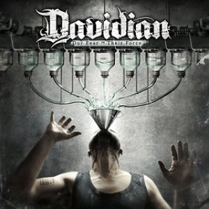 Davidian - Our Fear Is Their Force cover art