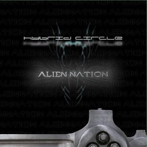 Hybrid Circle - Alien Nation cover art