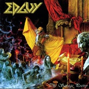 Edguy - The Savage Poetry cover art