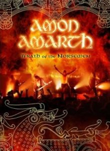 Amon Amarth - Wrath of the Norsemen cover art