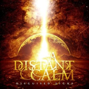 A Distant Calm - Disguised Signs cover art