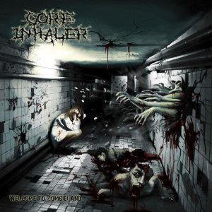 Gore Inhaler - Welcome to Zombieland cover art