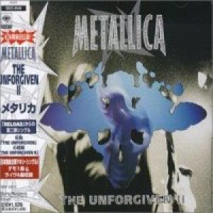 Metallica - The Unforgiven ll cover art