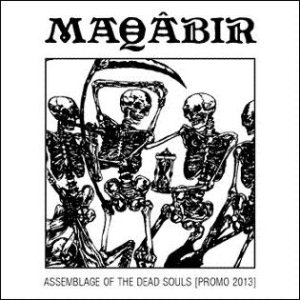 Maqâbir - Assemblage of the Dead Souls cover art