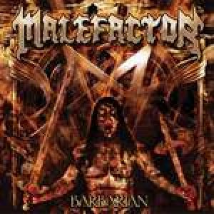 Malefactor - Barbarian cover art