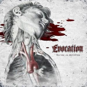 Evocation - Excised and Anatomised cover art