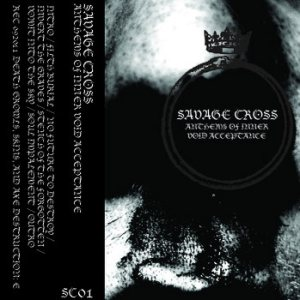 Savage Cross - Anthems of Inner Void Acceptance cover art