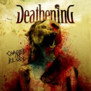 Deathening - Chained in Blood cover art
