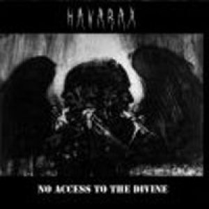 Havarax - No Access to the Divine cover art