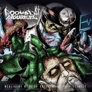 Doomsday Mourning - Negligent Acts of Calculated Recklessness cover art