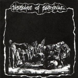 Instinct of Survival - Instinct of Survival cover art