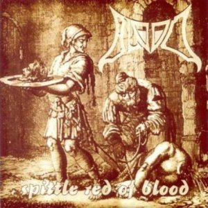Blood - Spittle Red of Blood cover art