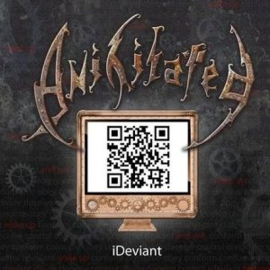 Anihilated - iDeviant cover art