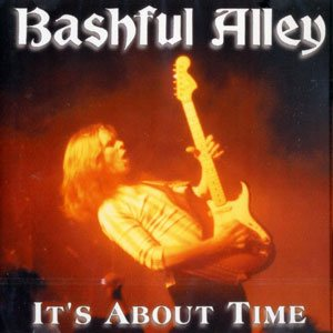 Bashful Alley - It's About Time cover art