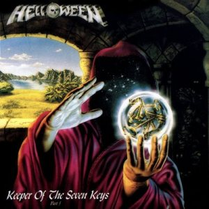 Helloween - Keeper of the Seven Keys Part I cover art