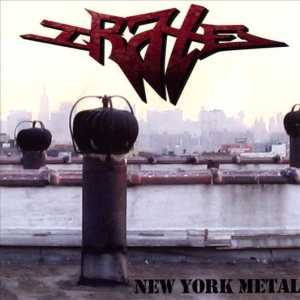 Irate - New York Metal cover art