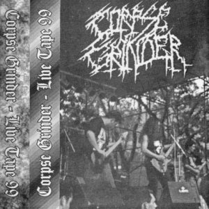 Corpse Grinder - Live Tape 99 cover art