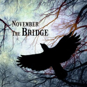 November the Bridge - Though the Sun Is Gone cover art