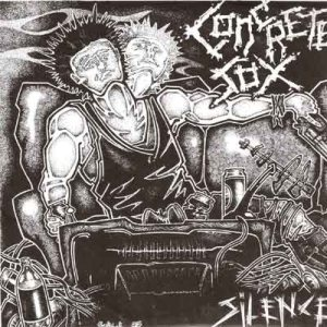Concrete Sox - Silence cover art