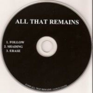 All That Remains - All that Remains cover art