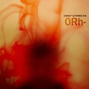 Deep-pression - 0Rh- cover art