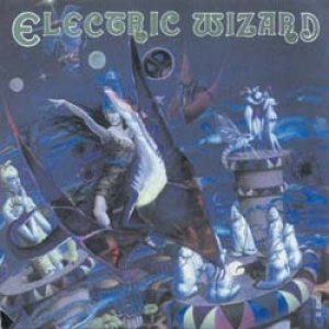 Electric Wizard - Electric Wizard cover art