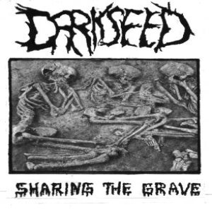 Darkseed - Sharing the Grave cover art