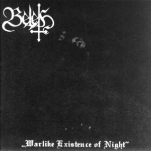 Beleth - Warlike Existence of Night cover art