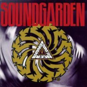 Soundgarden - Badmotorfinger cover art