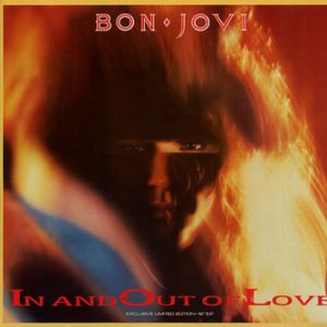 Bon Jovi - In and Out of Love cover art