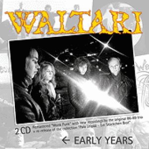 Waltari - Early Years cover art