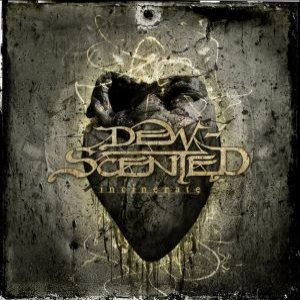 Dew-Scented - Incinerate cover art