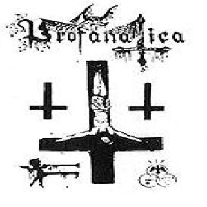 Profanatica - Broken Throne of Christ cover art
