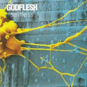 Godflesh - Selfless cover art