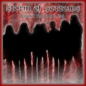 Storm of Sorrows - Count the Faceless cover art