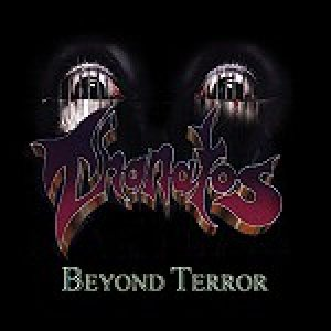 Thanatos - Beyond Terror cover art