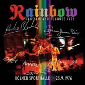 Rainbow - Live in Köln 1976 cover art