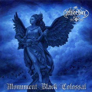Netherbird - Monument Black Colossal cover art
