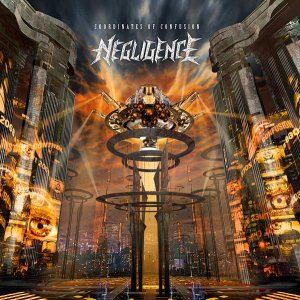 Negligence - Coordinates of Confusion cover art